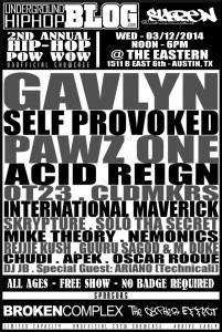 Show Flyer Image